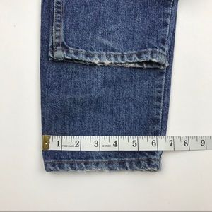 Levi's Jeans - Vintage LEVI'S 550 Orange Tab USA Custom Jeans